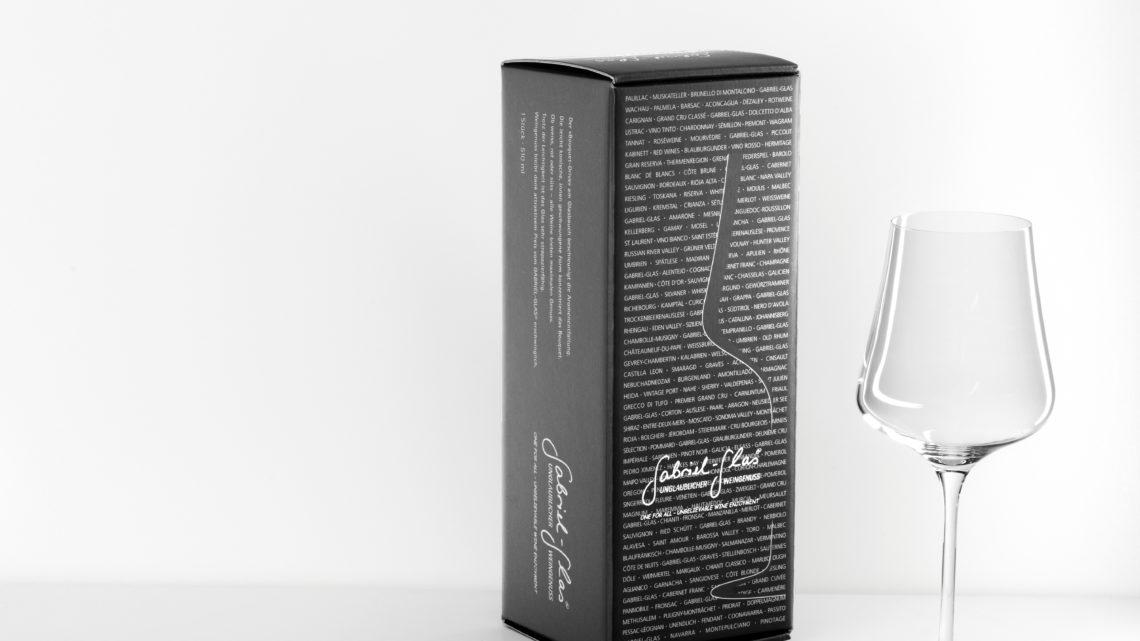 The StandArt glass 1 pcs designer box